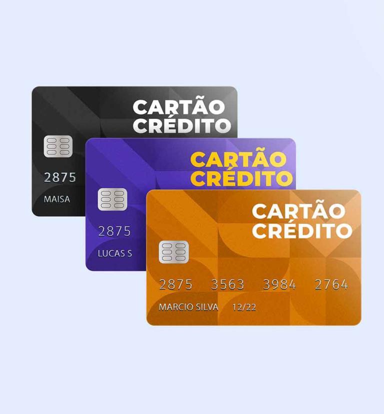 cartão com limite de R$ 5 mil