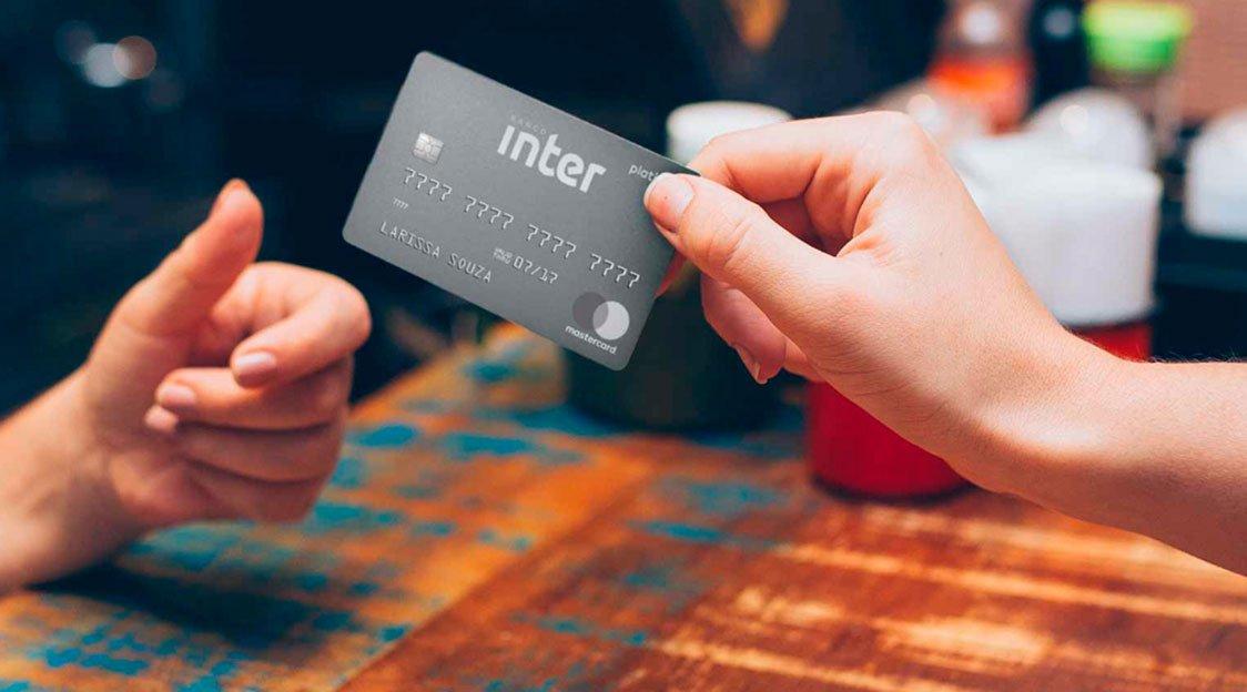 cartão crédito platinum