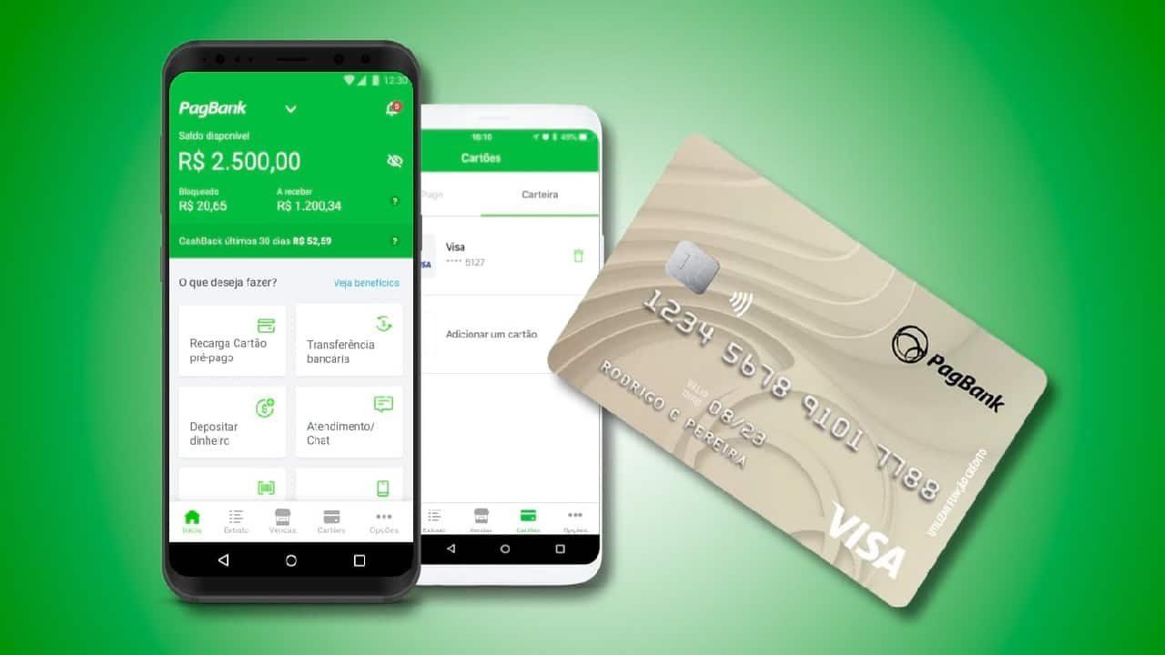 cartão de crédito pag Bank