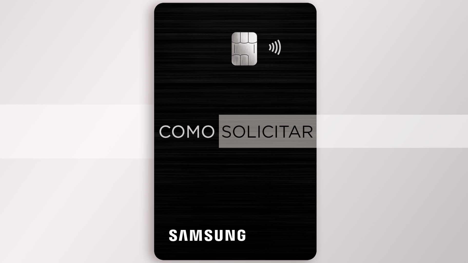 como solicitar samsung itaucard