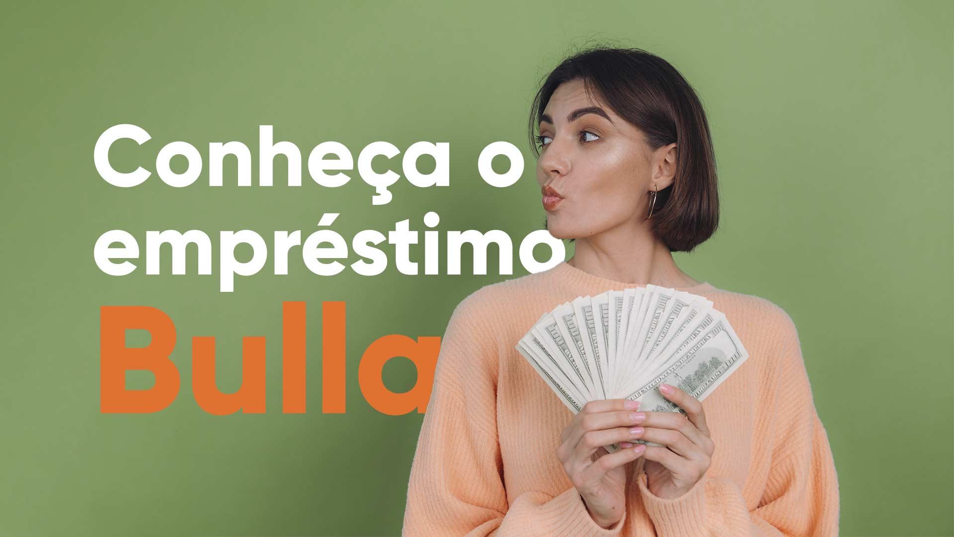 empréstimo on-line Bulla