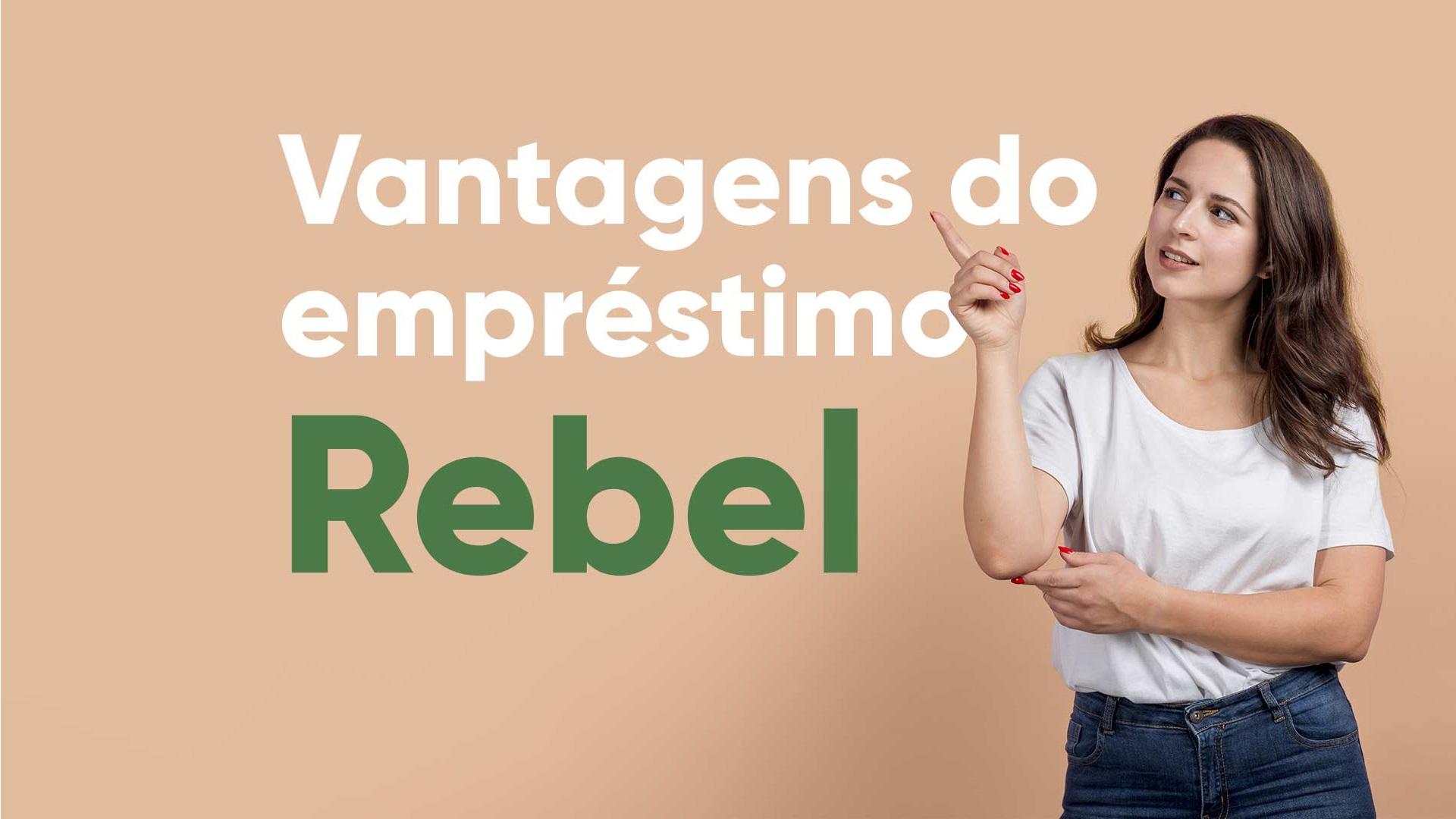 empréstimo on-line Rebel