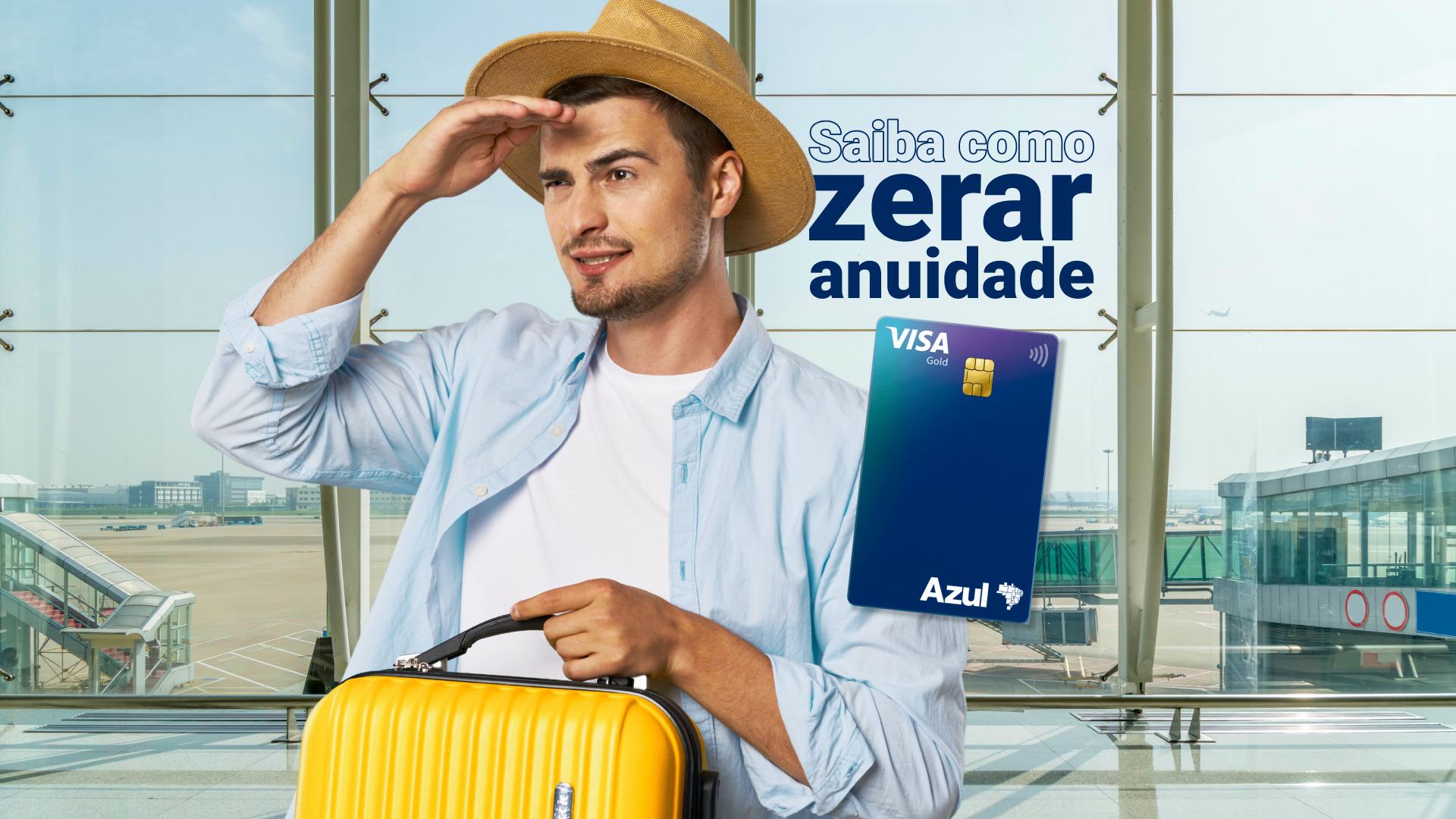 solicitar cartão Azul Itaucard